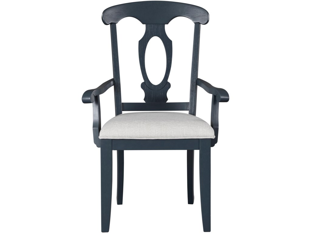 Broyhill Furniture AshgroveUpholstered Seat Arm Chair