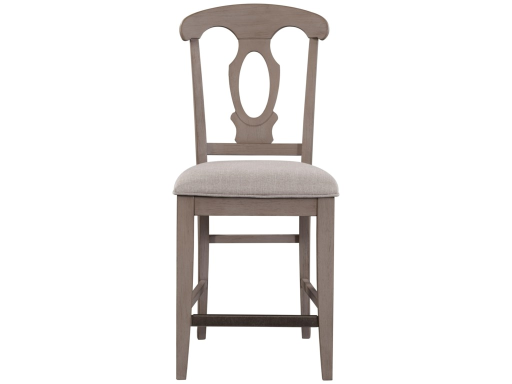 Broyhill Furniture AshgroveUpholstered Seat Counter Stool