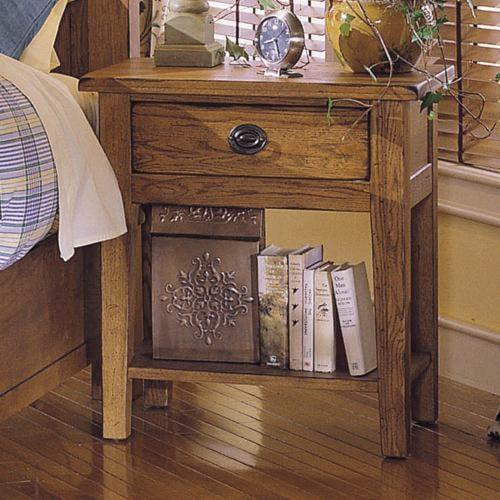 Broyhill Furniture Attic HeirloomsNightstand
