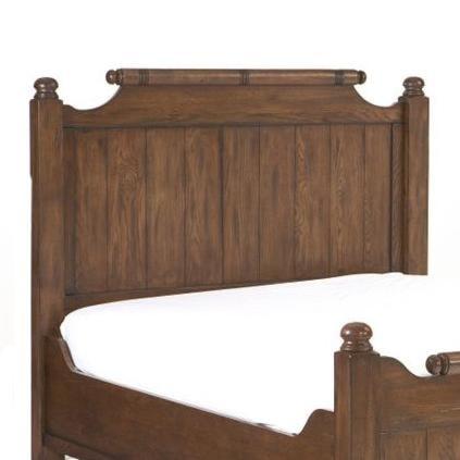 Broyhill Furniture Attic Rustic Queen Feather Headboard