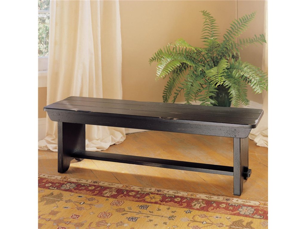 Broyhill Furniture Attic Heirlooms Seat Bench - Becker Furniture ...