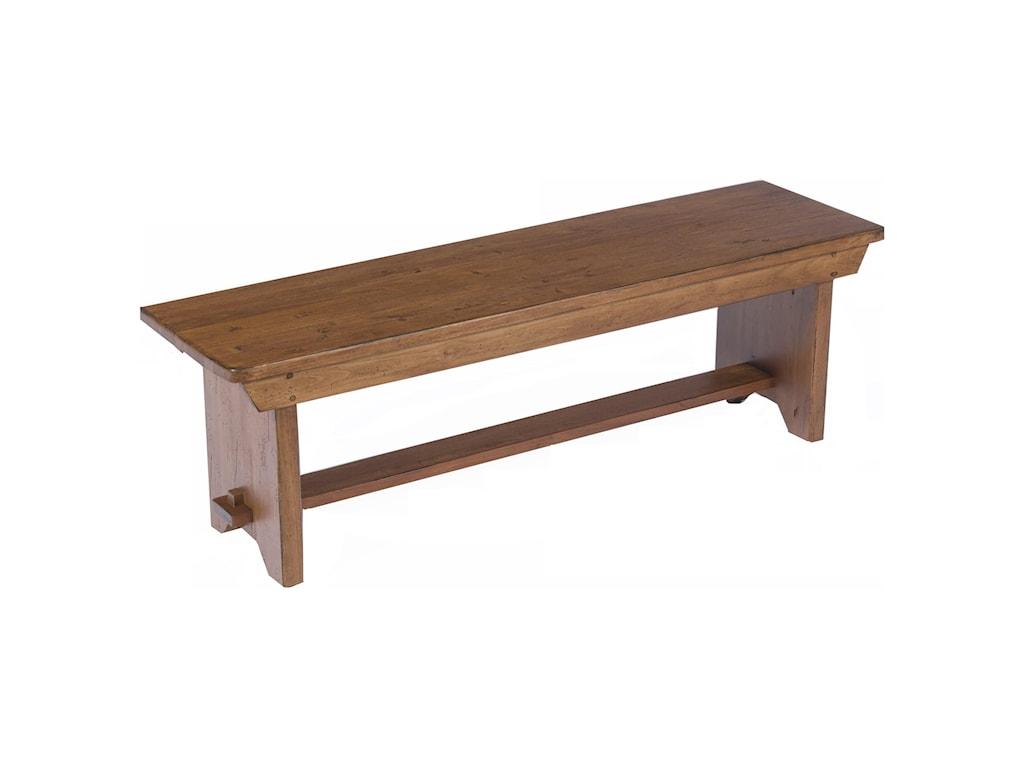 Broyhill Furniture Attic HeirloomsBench
