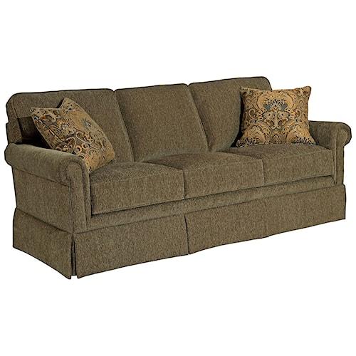 Broyhill Furniture Audrey IREST Sofa Sleeper, Queen