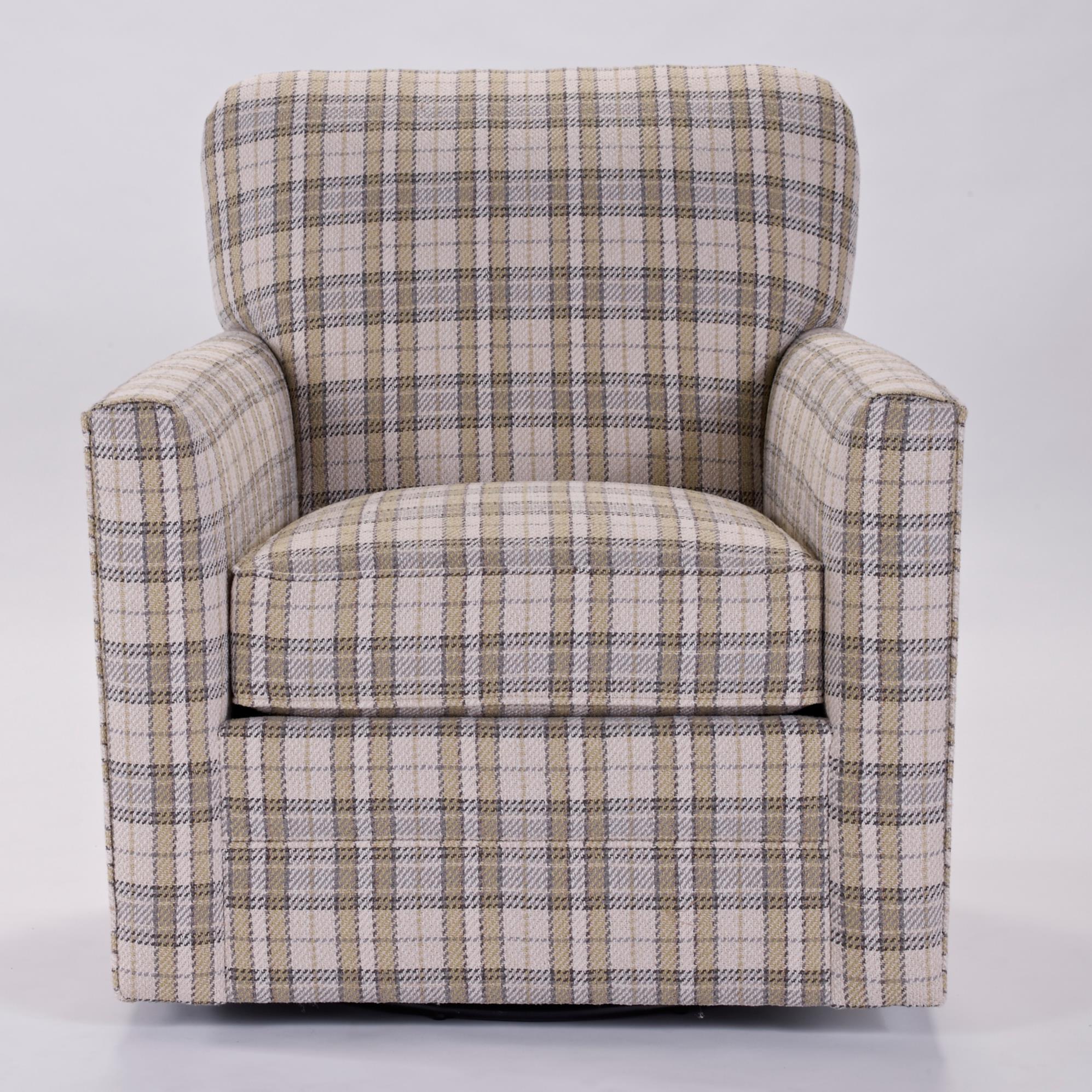 Broyhill Furniture BecksSwivel Chair
