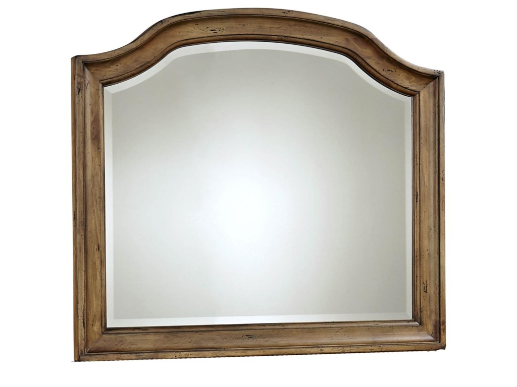 Broyhill Furniture Bethany SquareCove Dresser Mirror