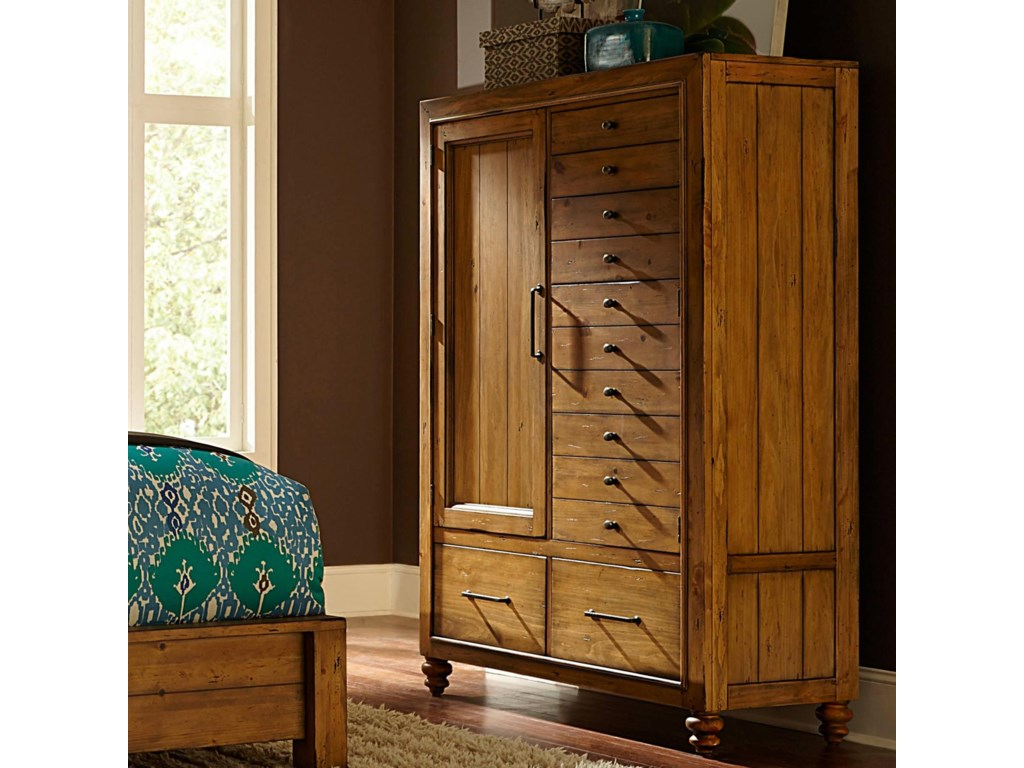 Broyhill Furniture Bethany SquareDoor Chest