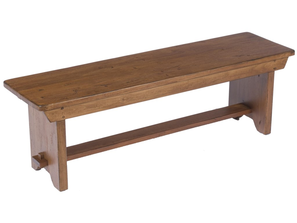 Broyhill Furniture Classic Wood Bench