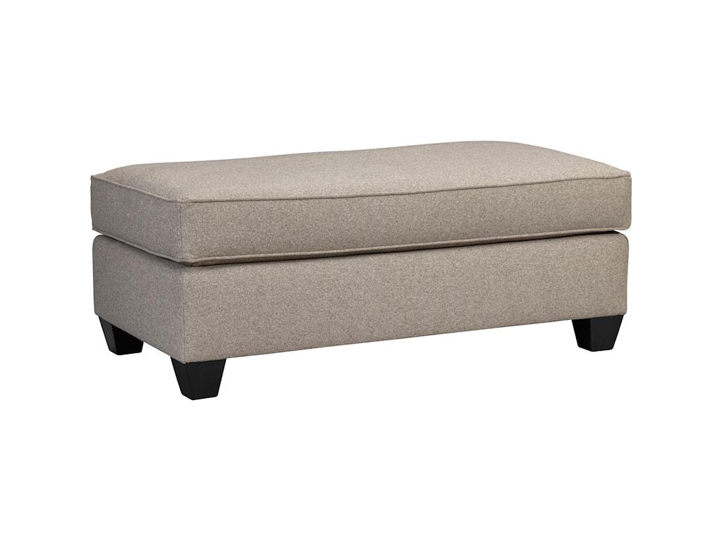 Broyhill Furniture BrynChair & 1/2 and Ottoman