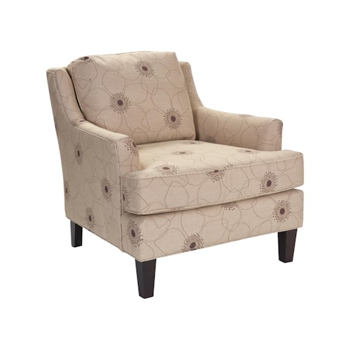 Broyhill Furniture Camdon Transitional Accent Chair