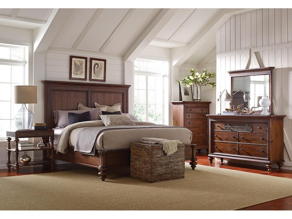 Broyhill Furniture CascadeDrawer Dresser