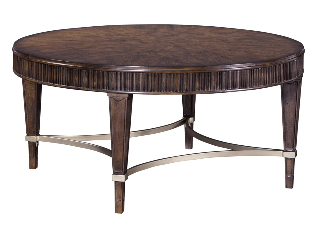 Broyhill Furniture CashmeraRound Cocktail Table
