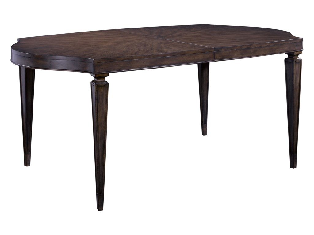 Broyhill Furniture CashmeraLeg Dining Table