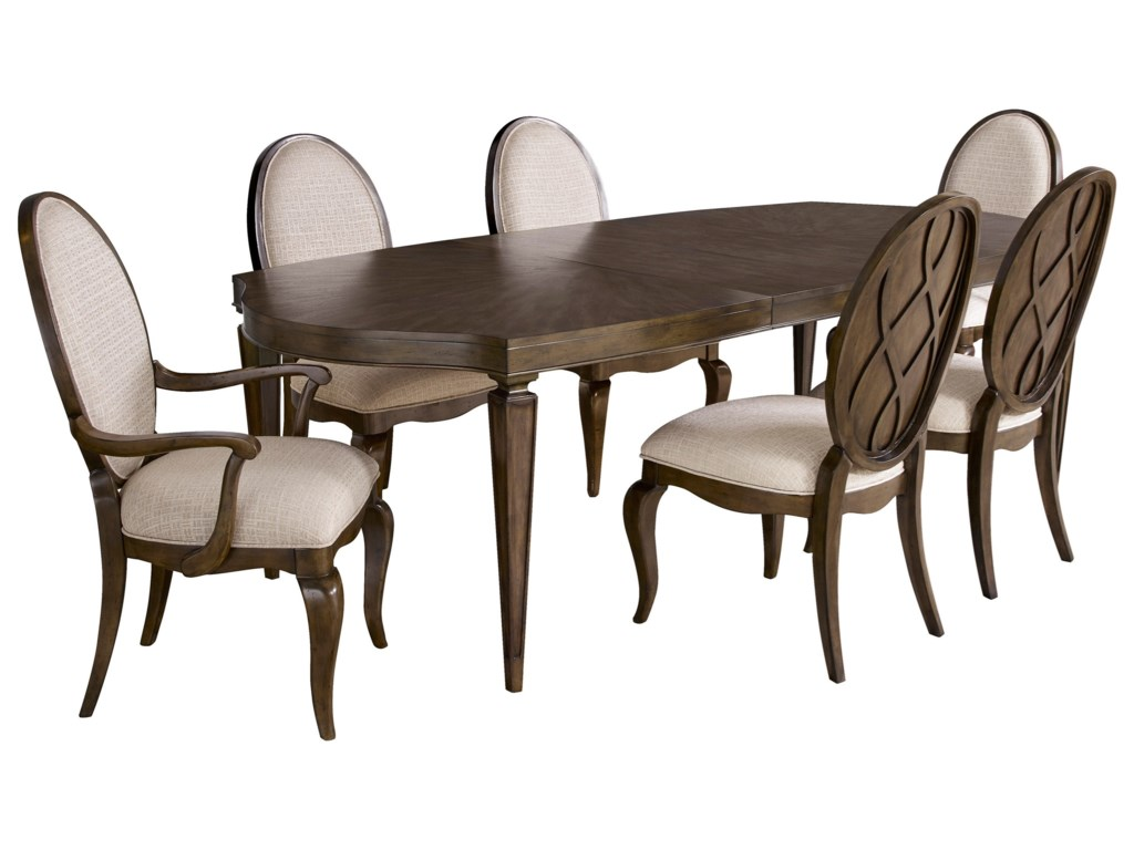 Broyhill Furniture CashmeraDining Arm Chair