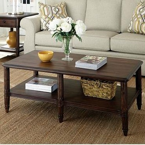 Broyhill Furniture Cranford Rectangle Cocktail Table