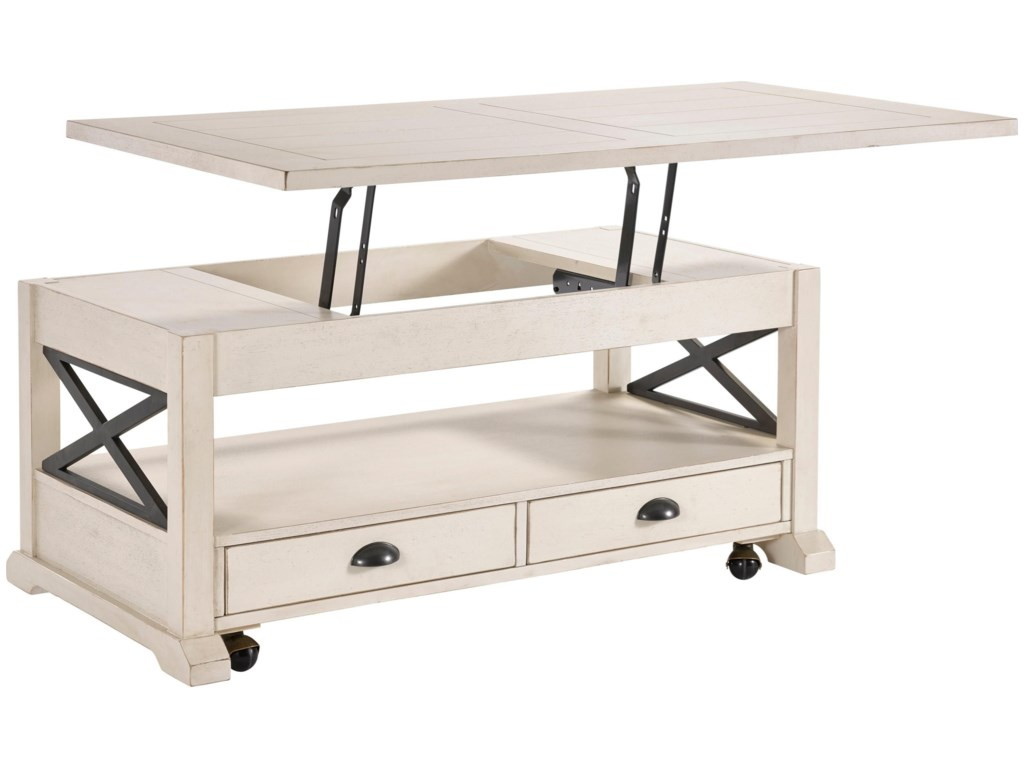 Broyhill Furniture EsterLift Top Cocktail Table