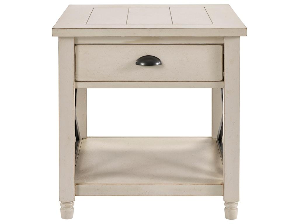 Broyhill Furniture EsterDrawer End Table