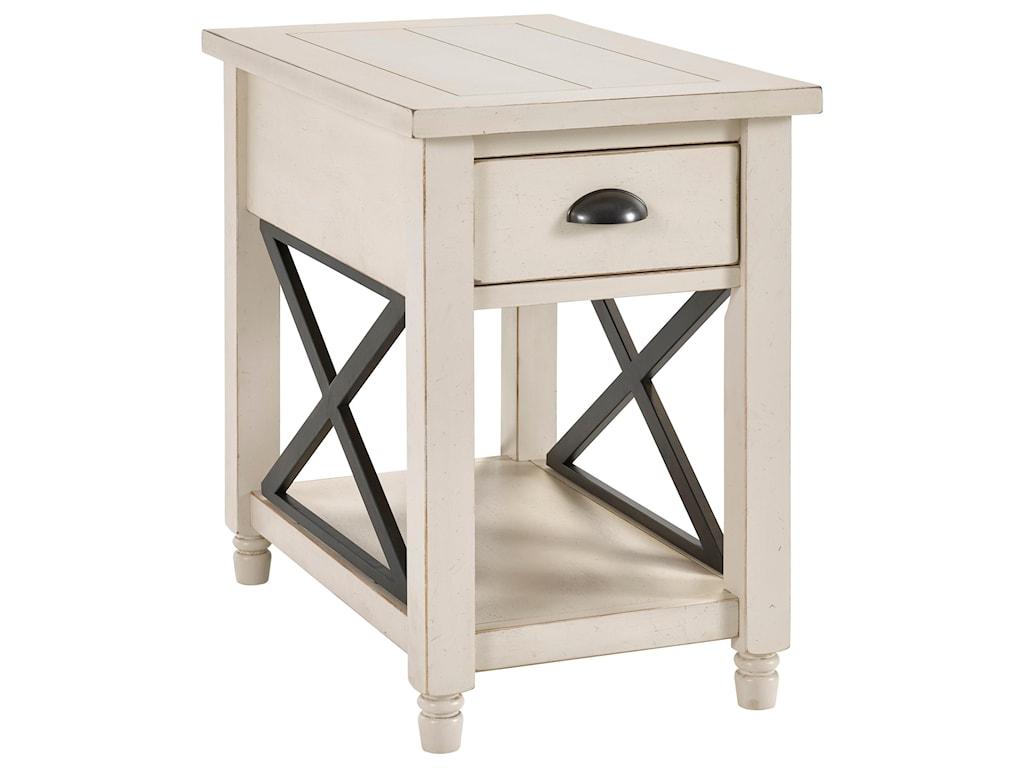 Broyhill Furniture EsterChairside Table