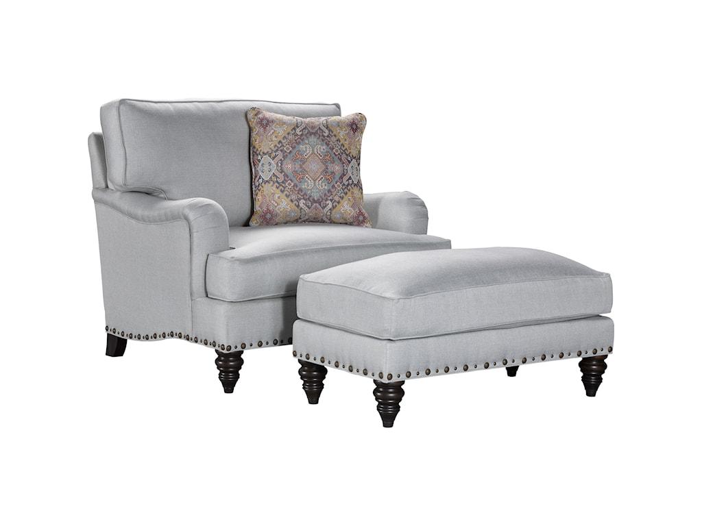 Broyhill Furniture EsterOttoman