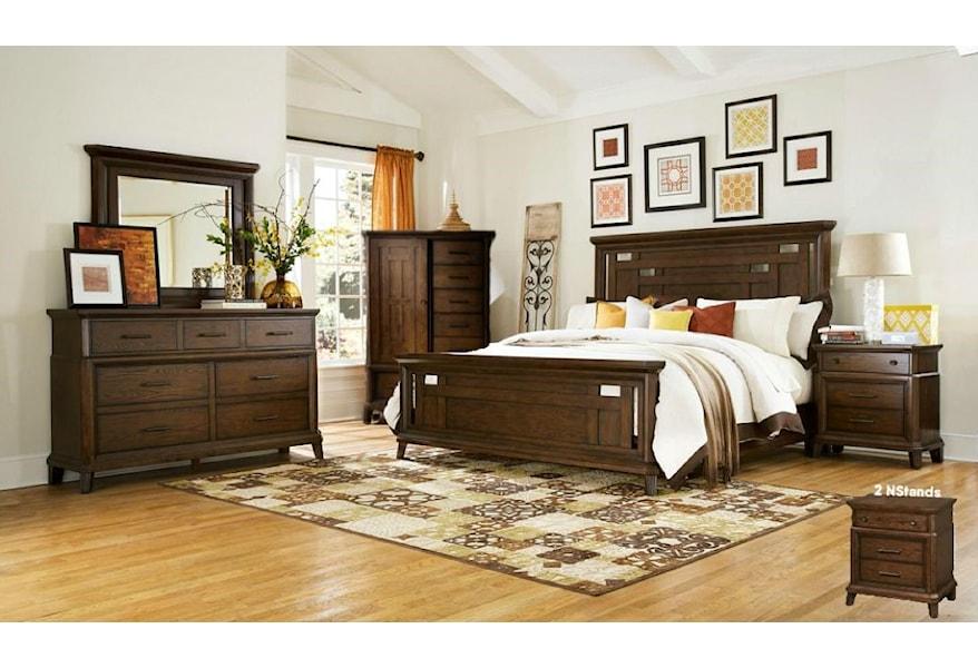 Broyhill Furniture Estes Park 8pc