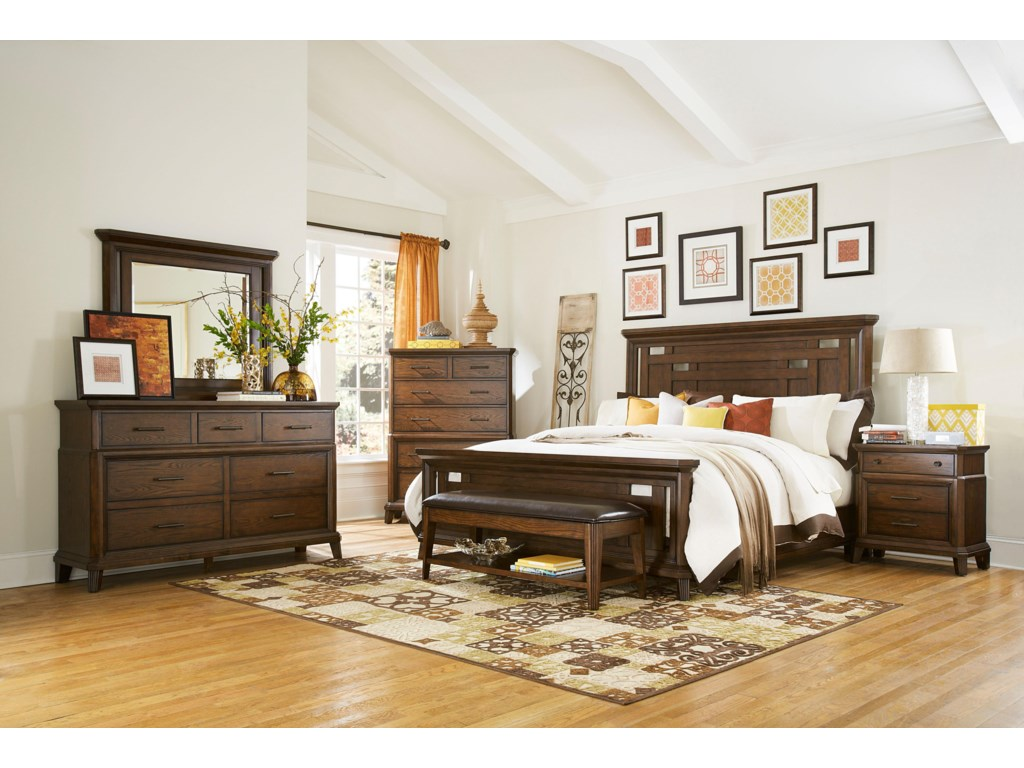 Broyhill Furniture Estes ParkNightstand