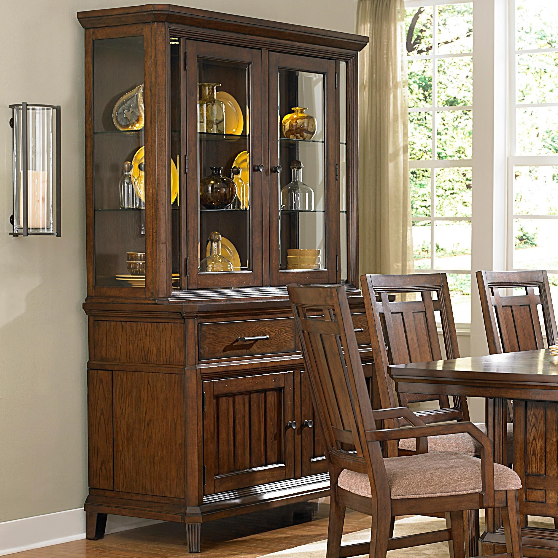 Broyhill Furniture Estes ParkChina Cabinet ...