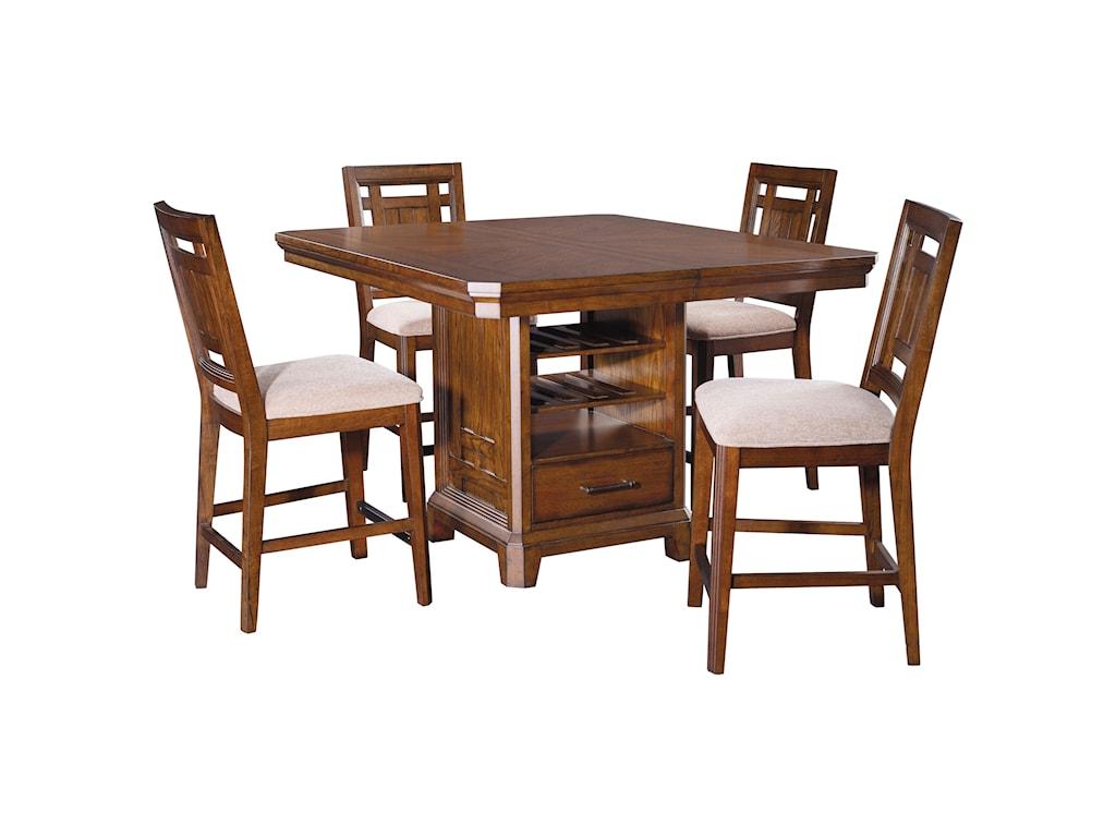 Broyhill Furniture Estes ParkCounter Height Table