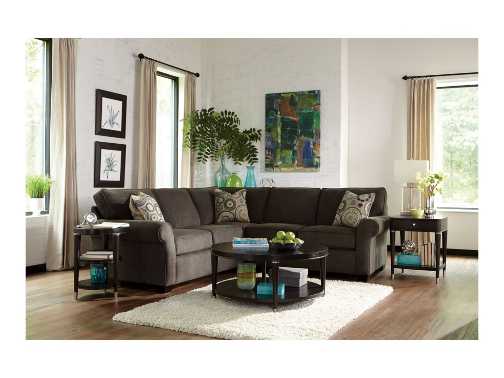 Broyhill Furniture EthanTwo Piece Sectional