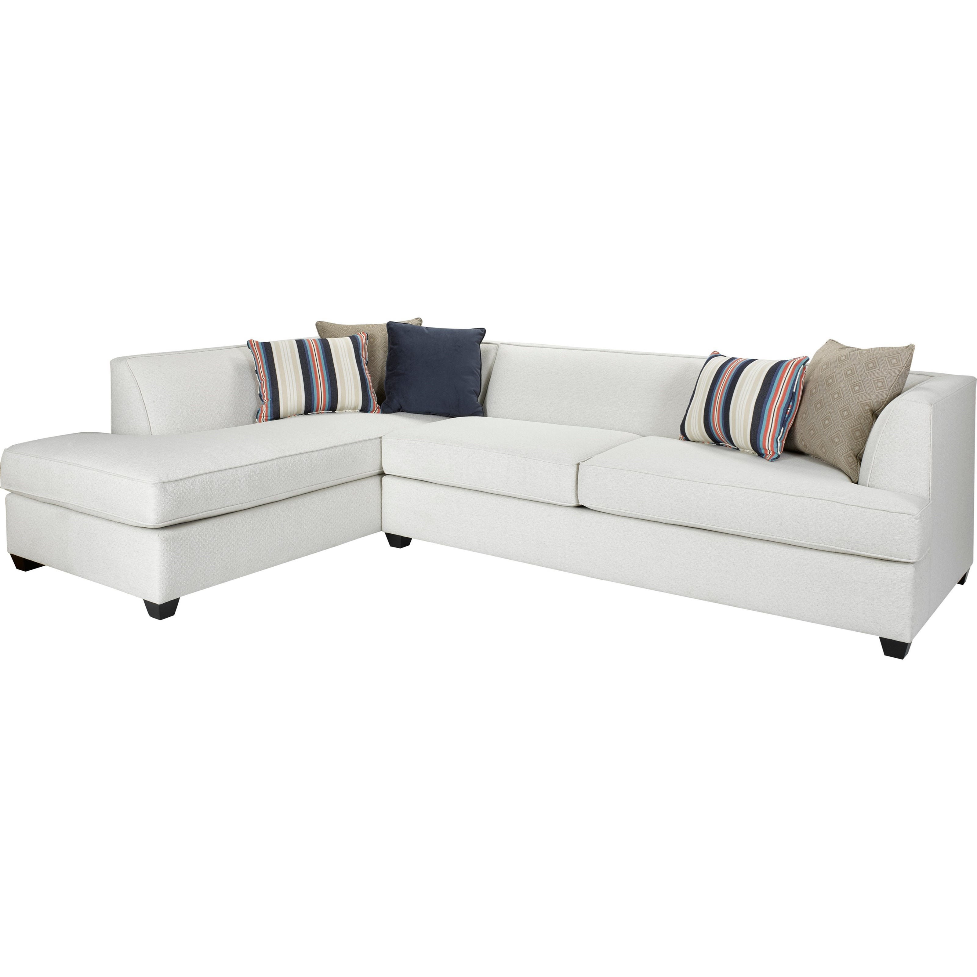 Broyhill Furniture Farida 2 Piece Sectional Sofa With LAF Chaise