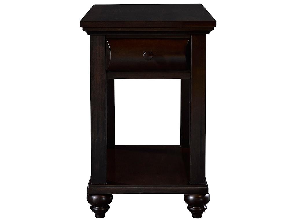 Broyhill Furniture FarnsworthChairside Table