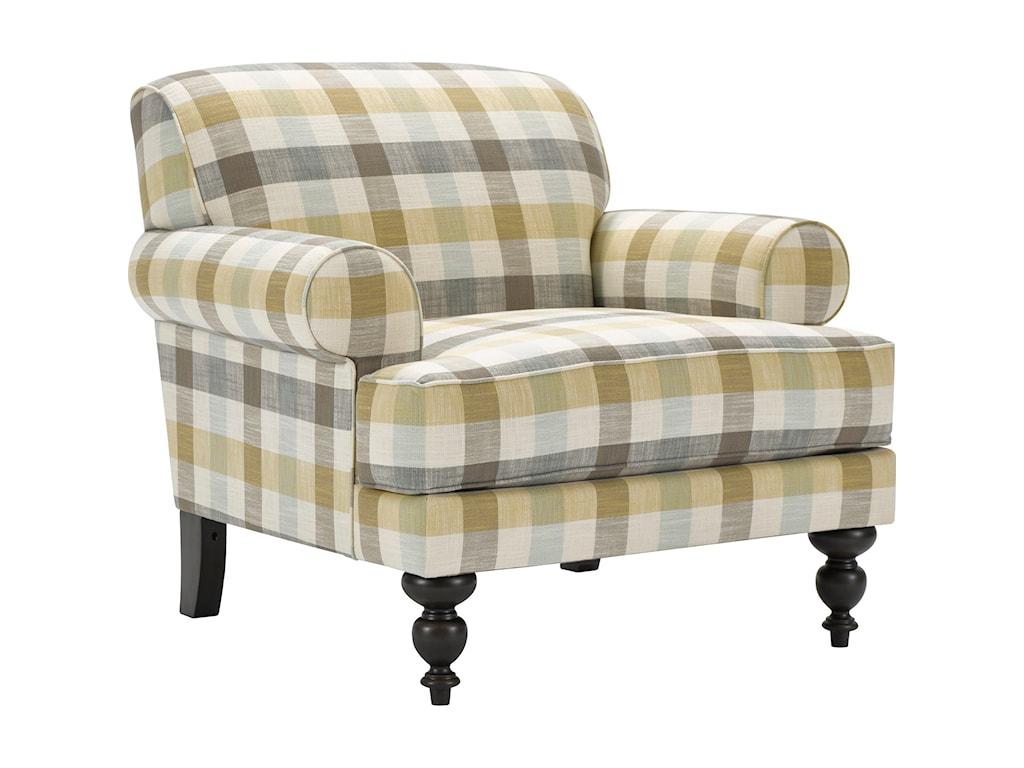 Broyhill Furniture FrankieChair and Ottoman