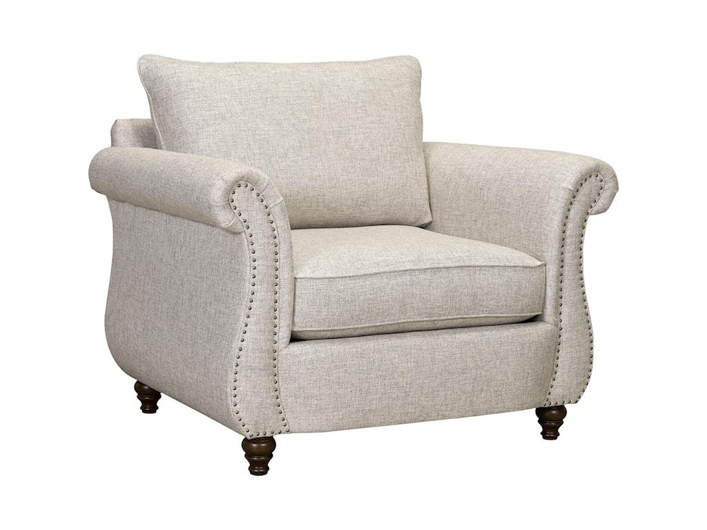 Broyhill Furniture HattieChair & 1/2