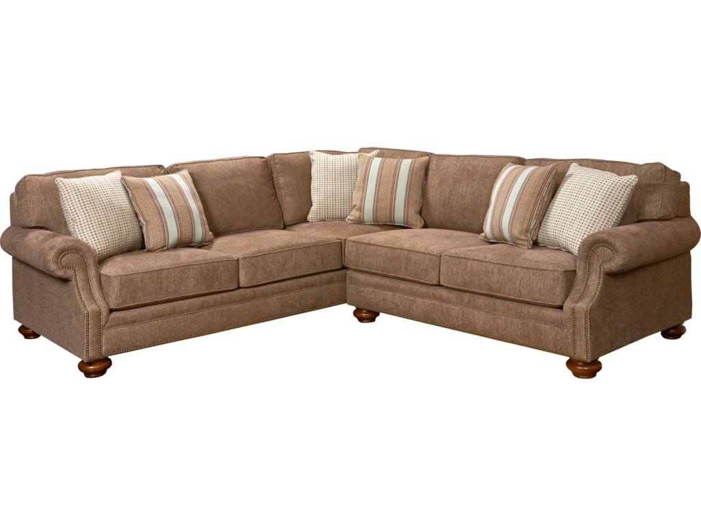 Broyhill Furniture Heuersectional Sofa
