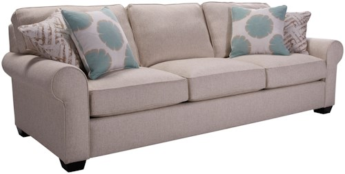 Broyhill Furniture Isadore Casual Sofa