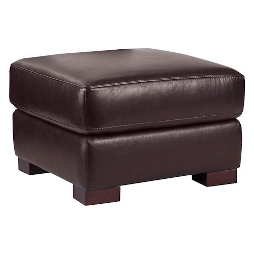Broyhill Furniture Isadore Casual Chair Ottoman
