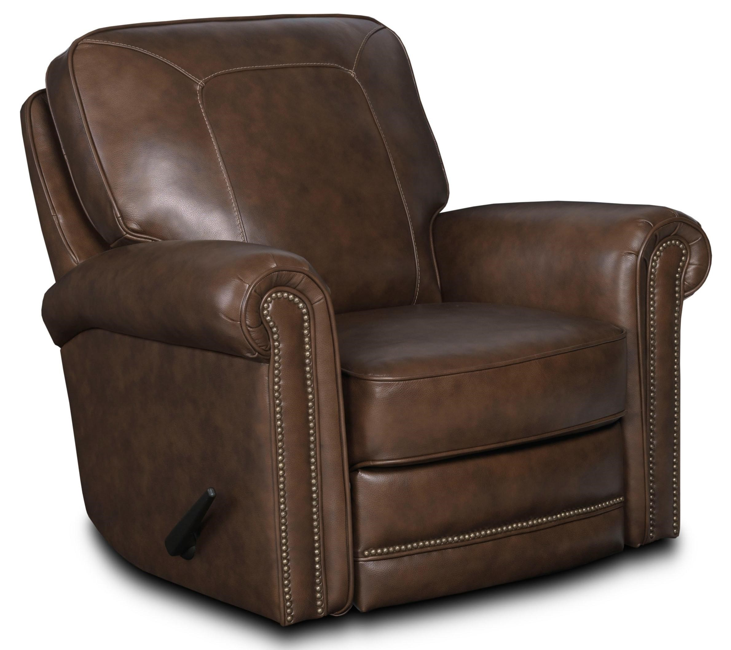 Lane Jasmine Traditional Manual Swivel Glider Rocker Recliner