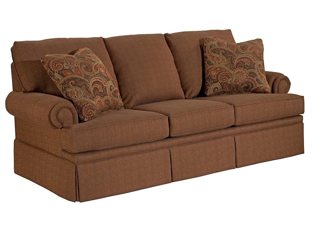 Broyhill Furniture Jennaqueen Air Dream Sofa Sleeper