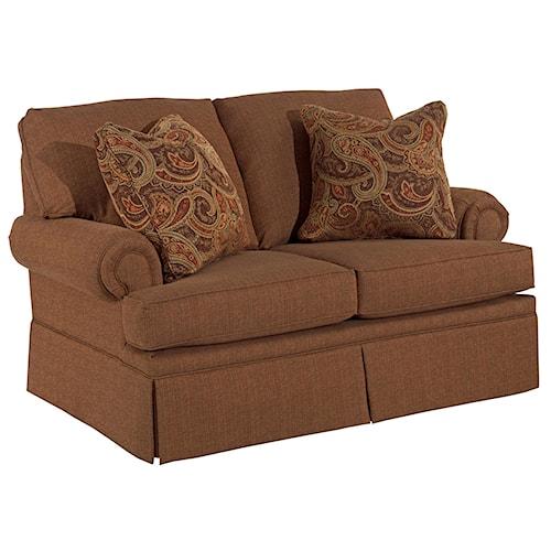 Broyhill Furniture Jenna Traditional Twin Goodnight Sleeper