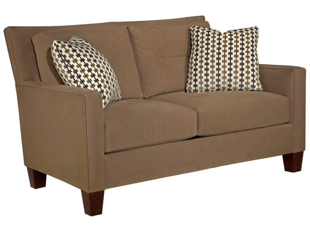 Broyhill Furniture JevinModern Loveseat