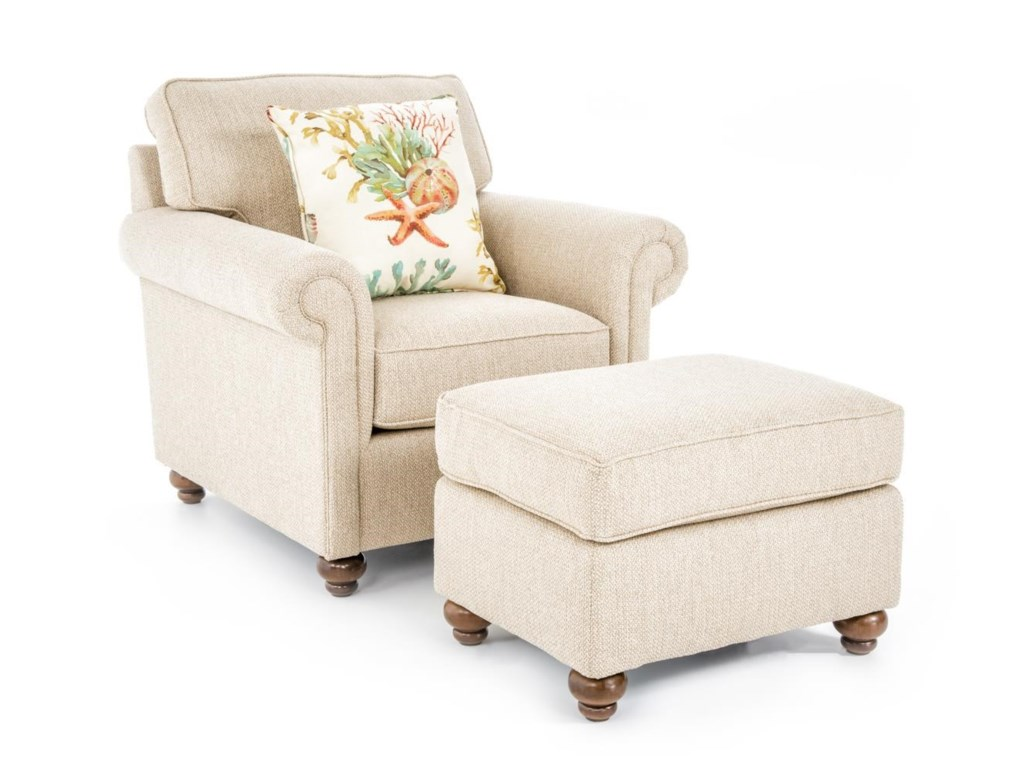 Broyhill Furniture JuddOttoman