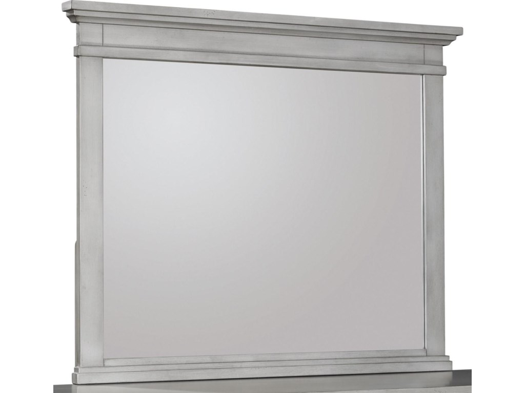 Broyhill Furniture KearsleyLandscape Dresser Mirror