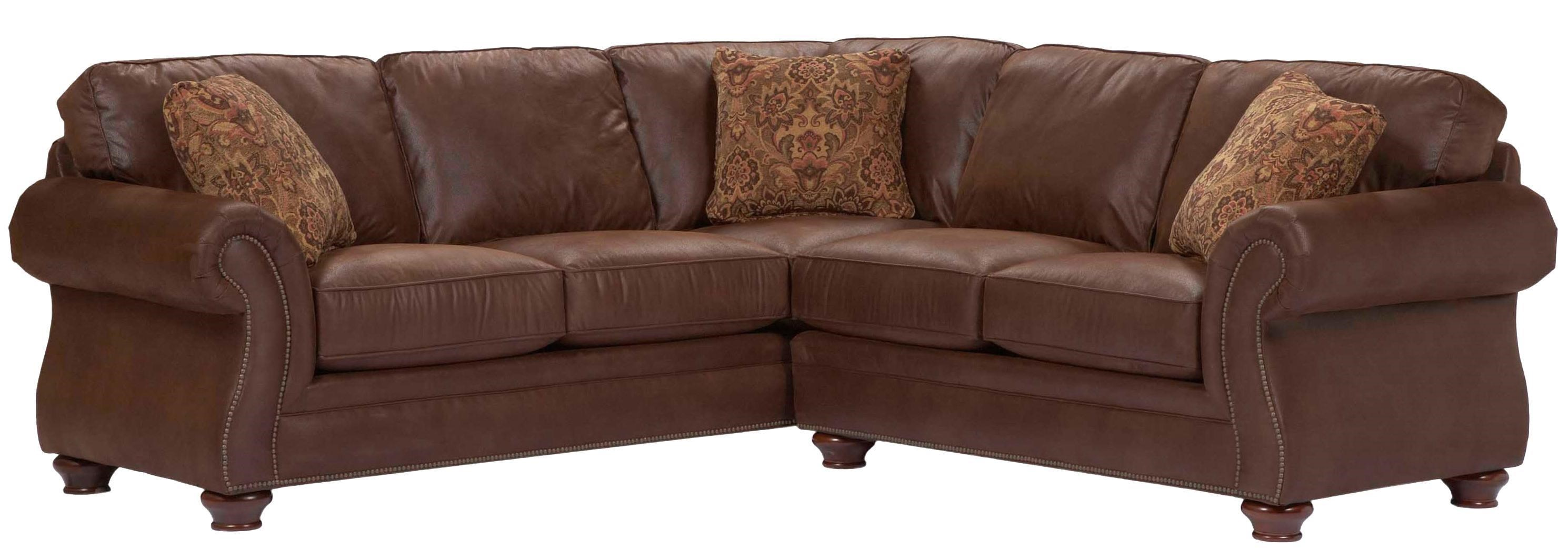 Broyhill Furniture Laramie 2 Piece Corner Sectional Sofa  sc 1 st  Wayside Furniture : corner sectional sofa - Sectionals, Sofas & Couches