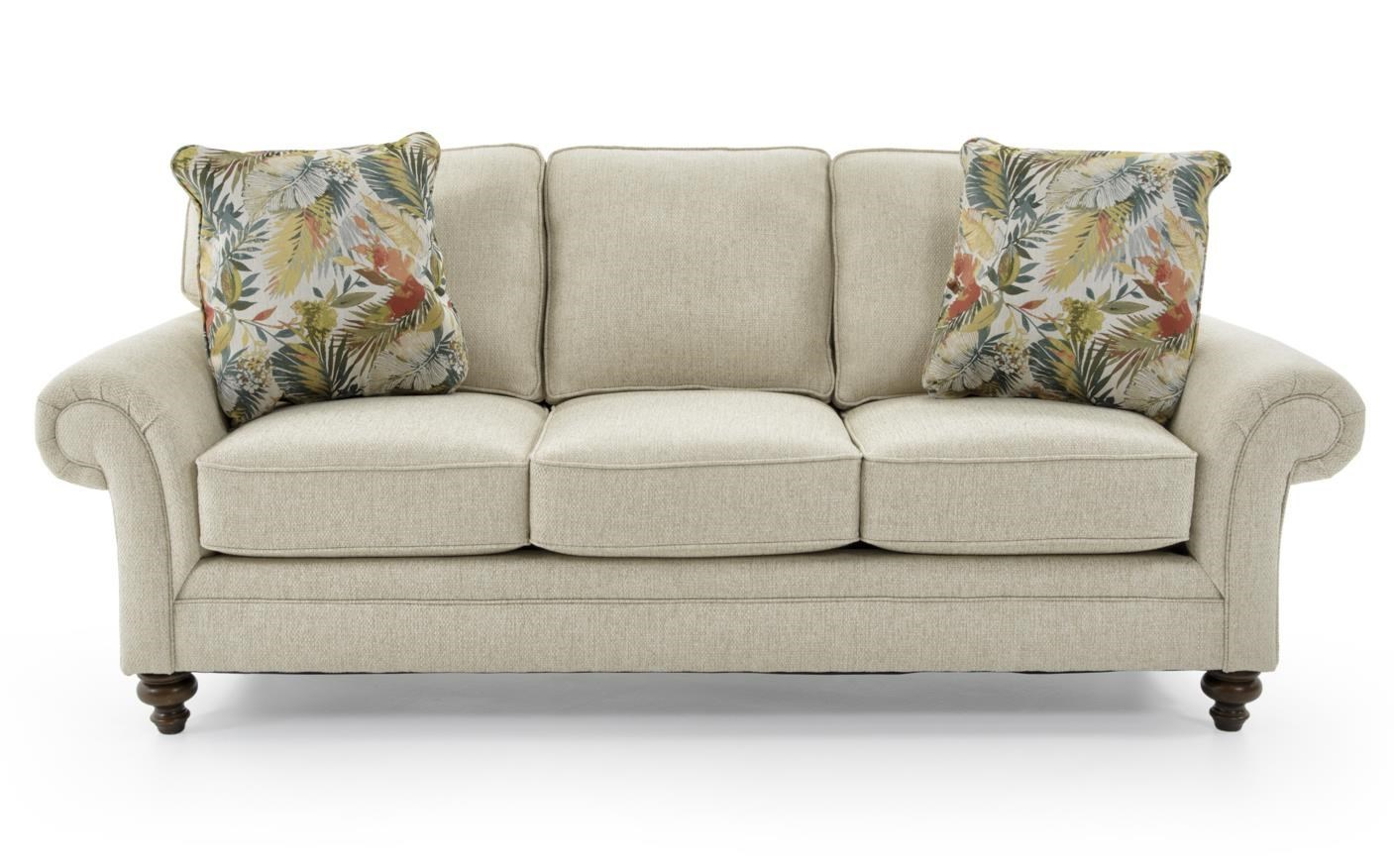 Broyhill Furniture LarissaUpholstered Sofa ...