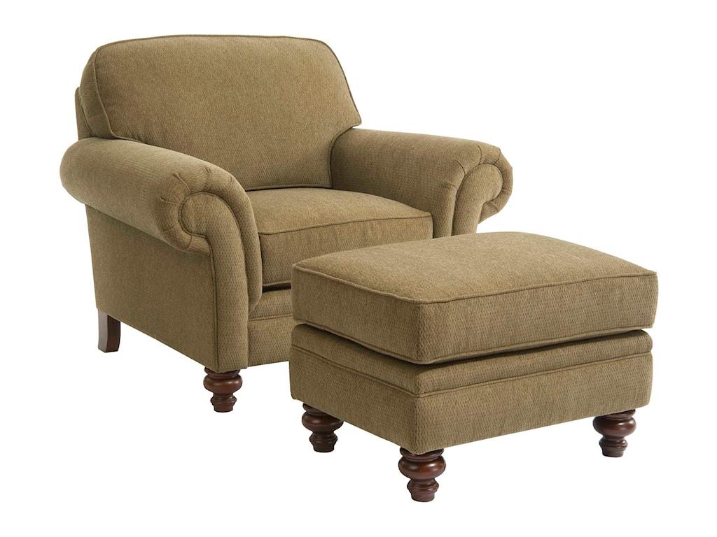 Broyhill Furniture LarissaUpholstered Ottoman