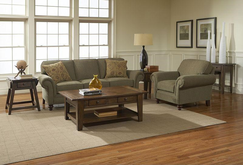 Shown with Chair. Sofa Shown May Not Represent Exact Features Indicated.