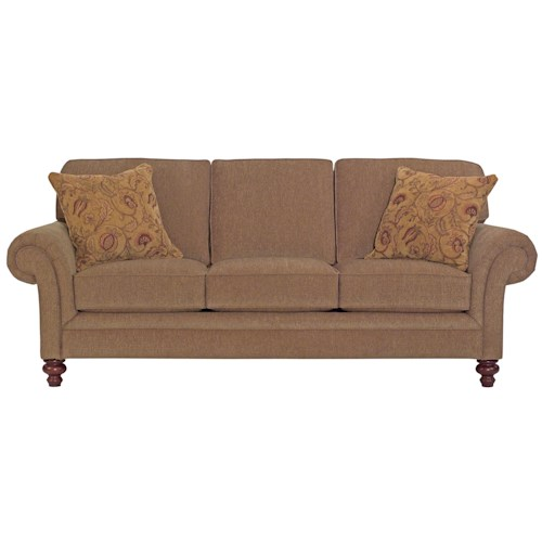 Broyhill Furniture Larissa Queen Goodnight Sleeper Sofa