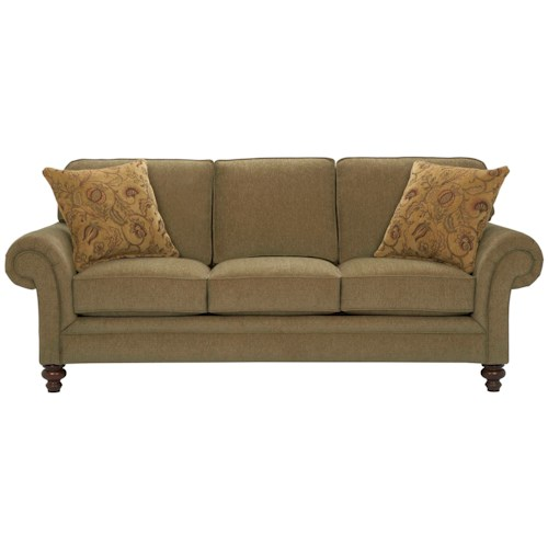 Broyhill Furniture Larissa Queen IREST Sleeper Sofa