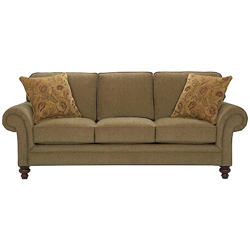 Broyhill Furniture Larissa Queen Air Dream Sleeper Sofa