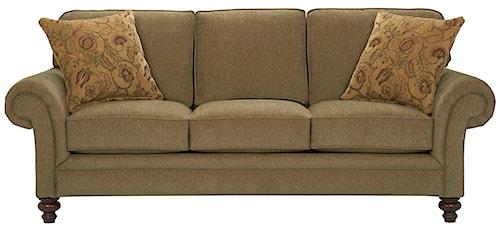 Broyhill Furniture Larissa Queen IREST Sleeper Sofa