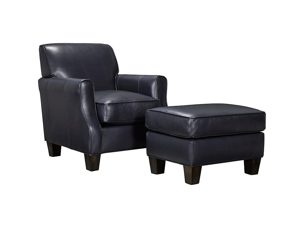 Broyhill Furniture MazieChair and Ottoman Set