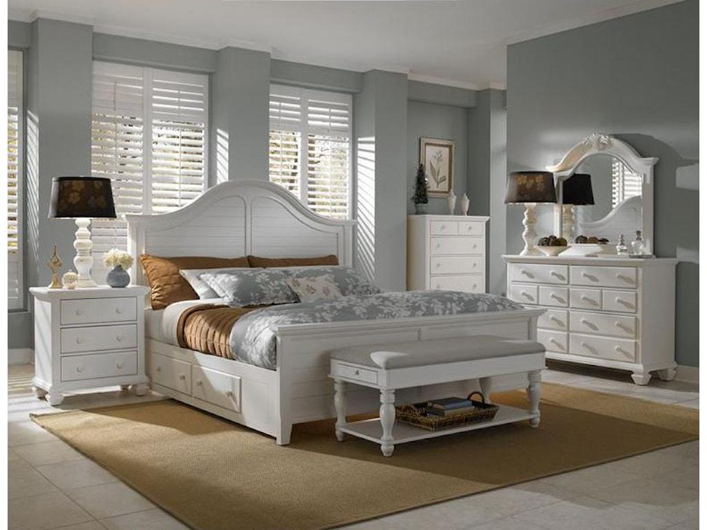 Broyhill Furniture Mirren HarborDrawer Dresser